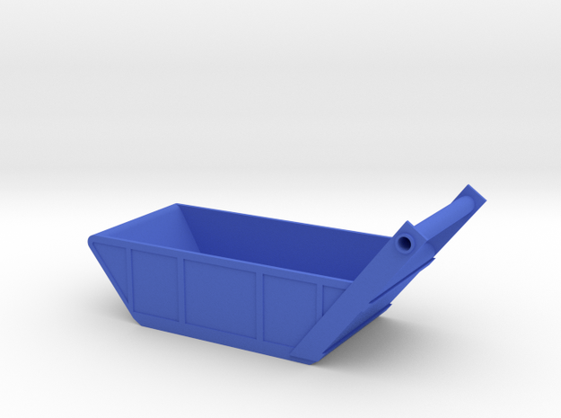 Bedding Box in Blue Processed Versatile Plastic