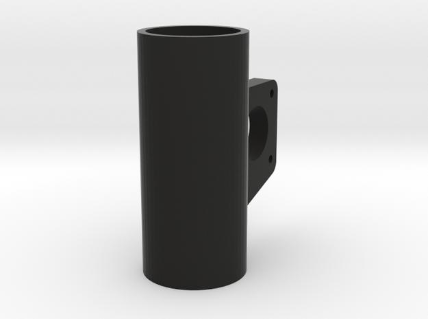 Spitfire Control Column Elevator Tab in Black Natural Versatile Plastic