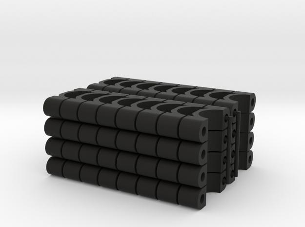 TKSO-1200-SET in Black Strong & Flexible