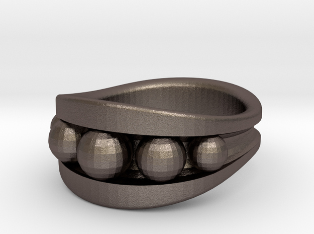 Ring - Warped Bearing 3d printed