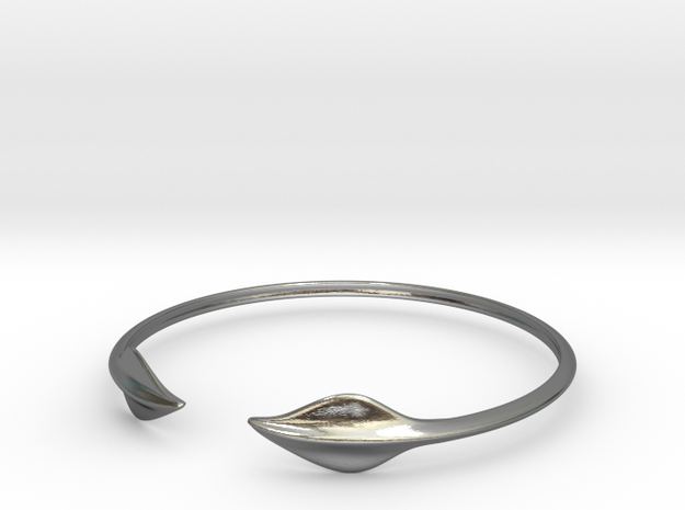 "Leaf Bracelet 3"" Diameter"