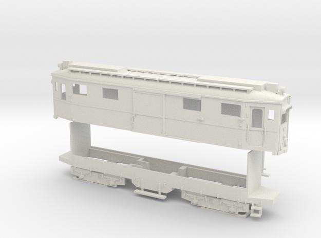 Triebgüterwagen OEG 18 in White Strong & Flexible