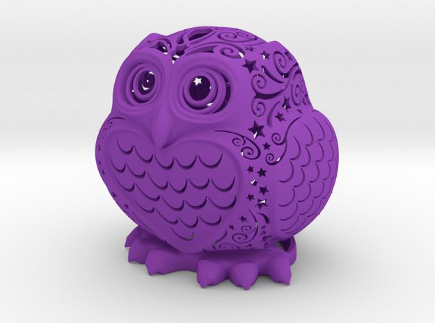 Stelliform Owl