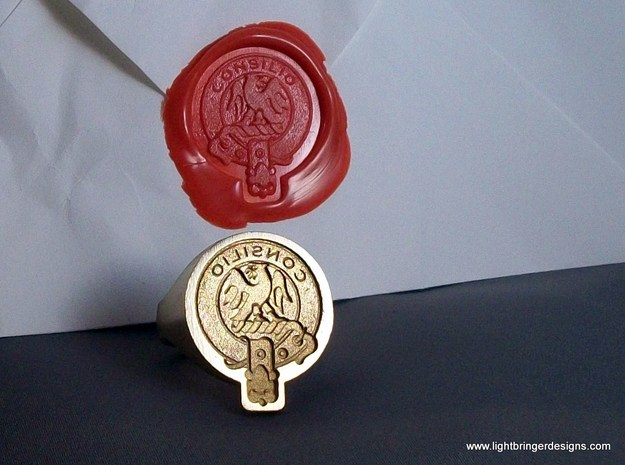 Custom Signet Ring