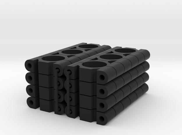 TKSH-1400-SET in Black Strong & Flexible