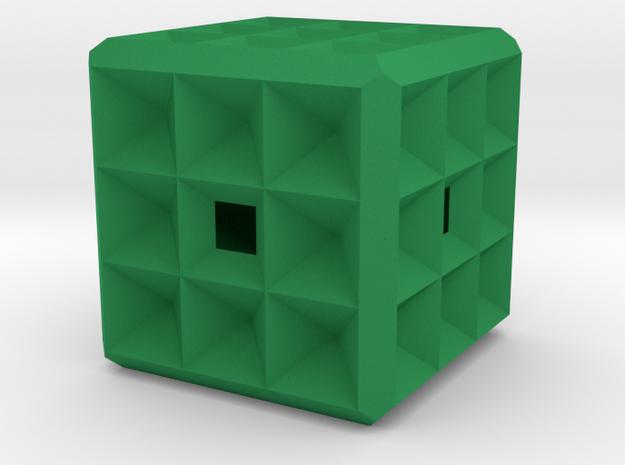 Fractale Geometrie K3 3d printed