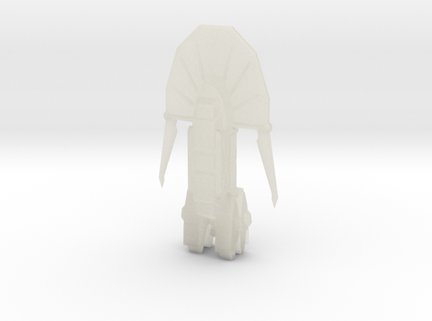 freighter2 (repaired) 3d printed