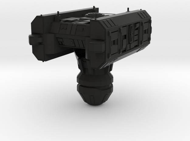 Human Starbase 3d printed