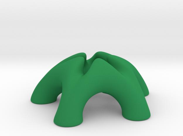 Kino in Green Processed Versatile Plastic