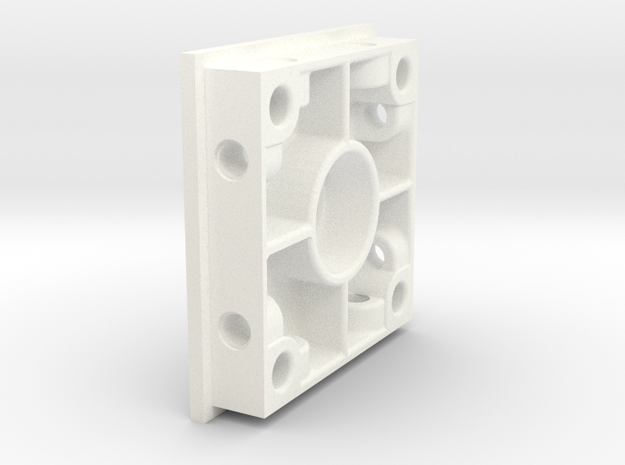 TopPlate V2 for Rotor project - New Design in White Strong & Flexible Polished