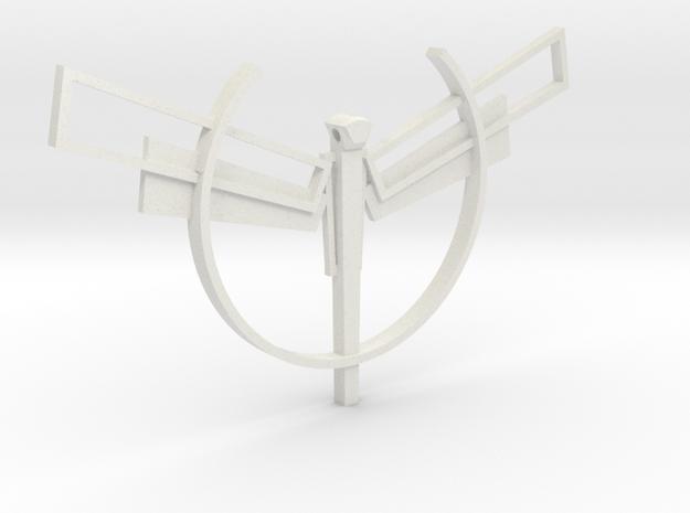 Deco Dragonfly Pendant
