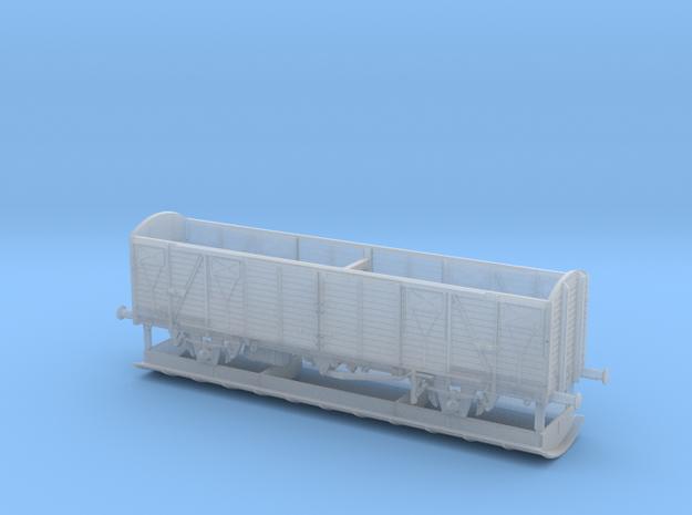 2251 1/148 German train-ferry van E006 3d printed