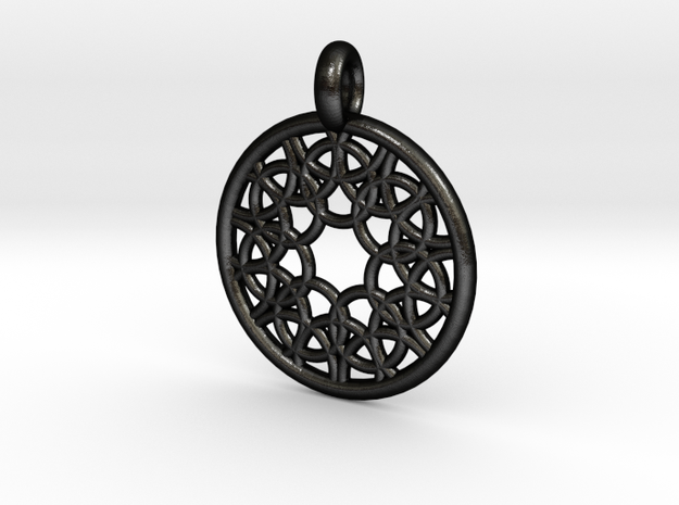 Elara pendant 3d printed
