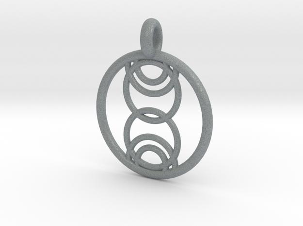Kore pendant 3d printed