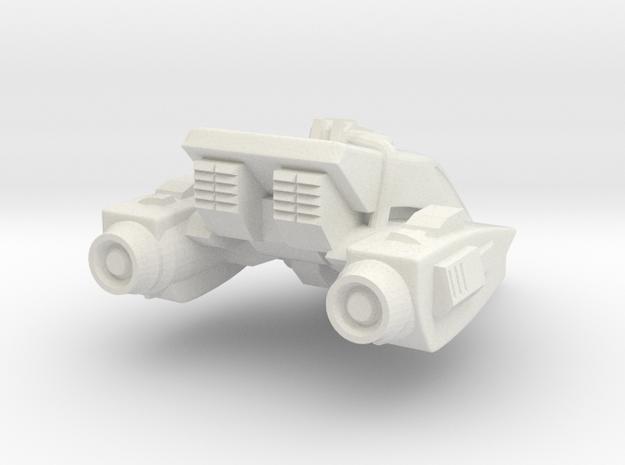 SX80 in White Natural Versatile Plastic