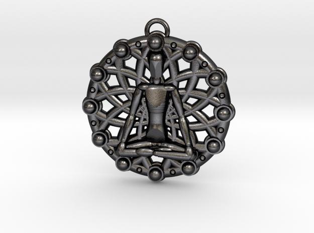 Meditation Chakra Pendant