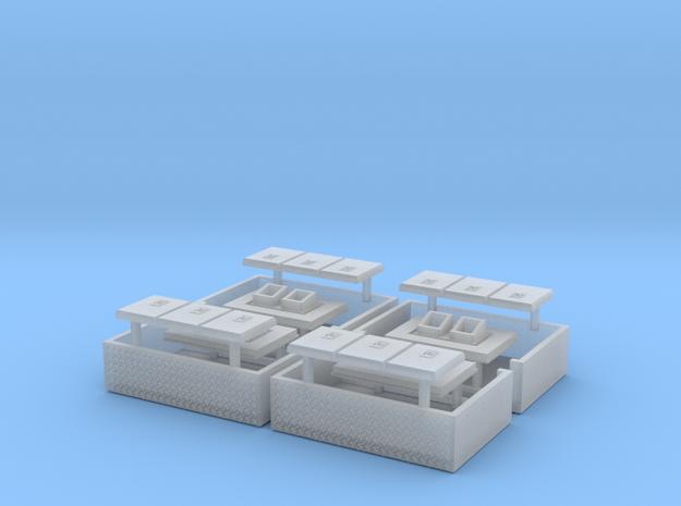 HO Stephens Railcar TGX Revolution Upgrade Kit