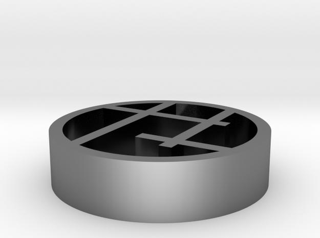Serra pendant small 3d printed
