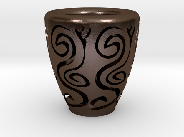Orient coffee cup