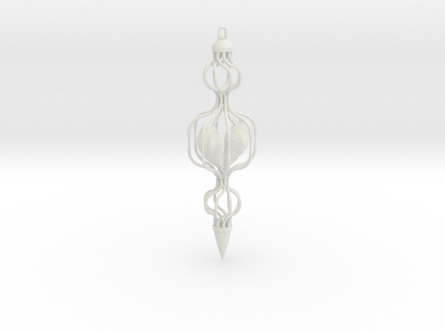 Christmas tree Aorta Adornment 3d printed