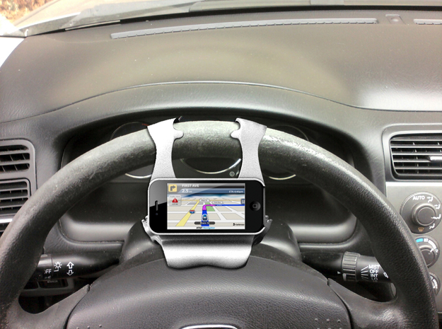 iDrive iPhone5 Holder 3d printed