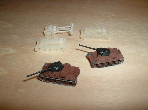 VK 30.02 DB Medium Tank Protype 1/285 6mm