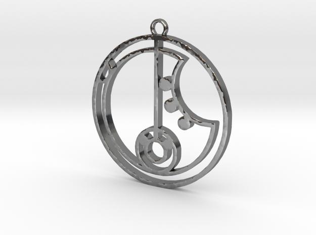 Kira - Necklace in Premium Silver