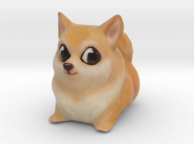 Cartoon Doge