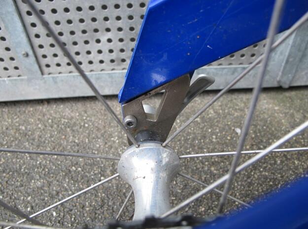 130914 False Edge Bike Dropout - Birdy 3d printed