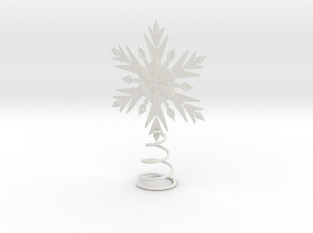 Elsa Snowflake Tree Topper