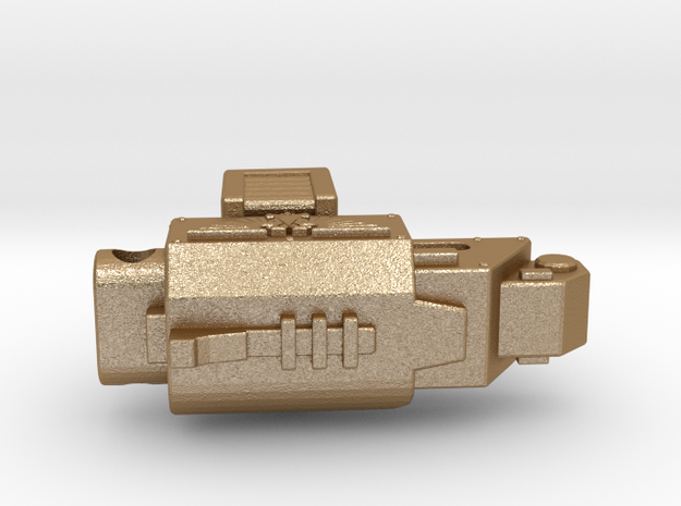 Munny Heavy Bolter 3d printed