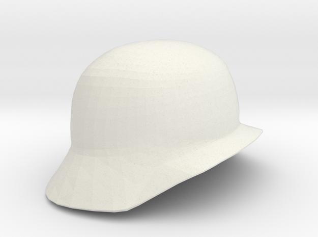 Kidrobot Dunny Helmet in White Strong & Flexible