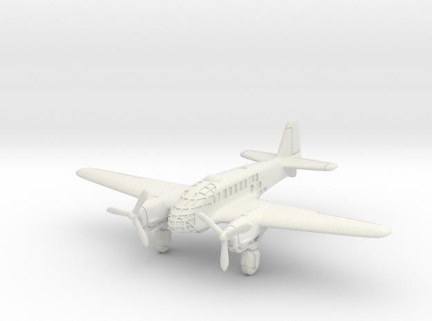 Caproni Ca.313 6mm 1/285 in White Natural Versatile Plastic