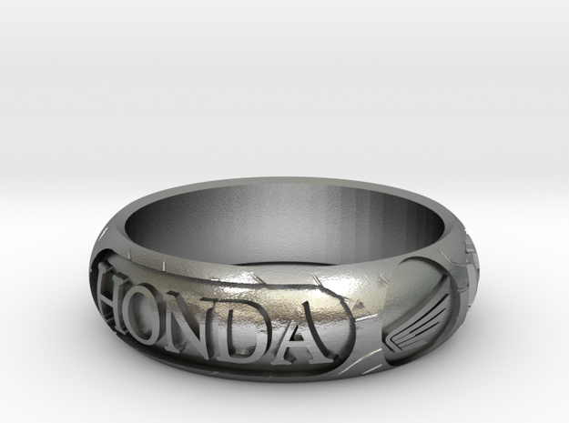 """Honda Tire Size S 1/2 - 61- 2"""" ½  in Natural Silver"""