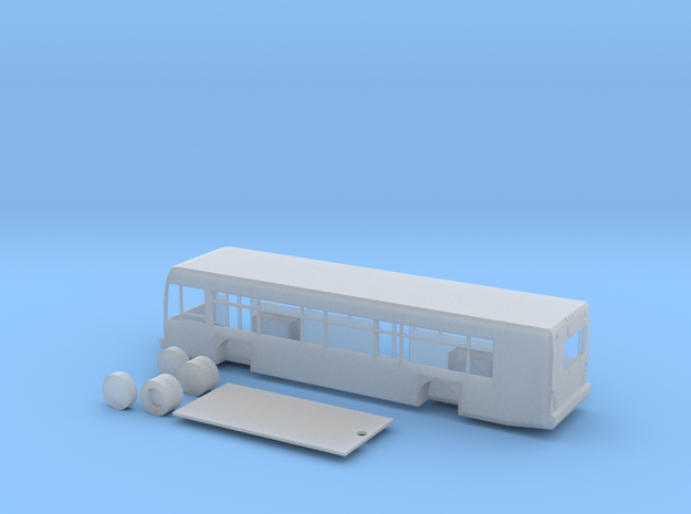 n scale van hool a330 in Frosted Ultra Detail