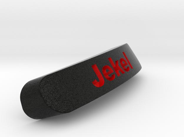 Jekel Nameplate for SteelSeries Rival in Full Color Sandstone