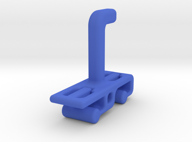FenceCoatHangerWithSprings 120305 3d printed