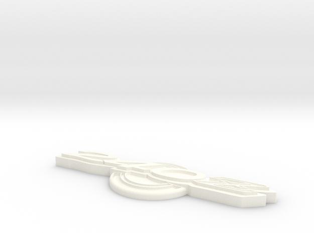 240Z Emblem140mm 3d printed