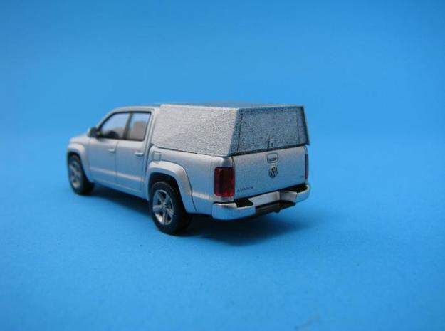 HO/1:87 Pickup cap + box set VW Amarok in Frosted Ultra Detail