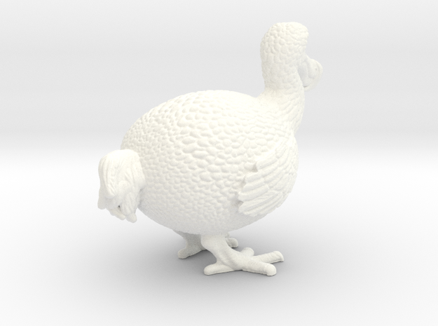 Dodo 35mm 3d printed