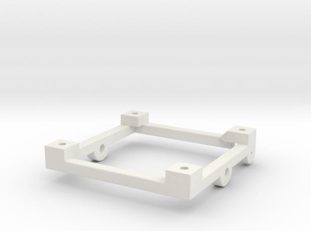 Support 600 Tvl in White Natural Versatile Plastic