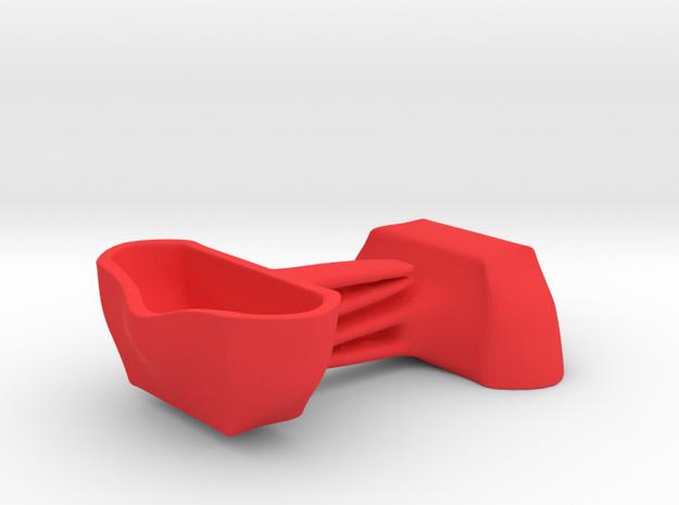 Voituré 'M' - Car Interior Flower Pot - 2 Set 3d printed