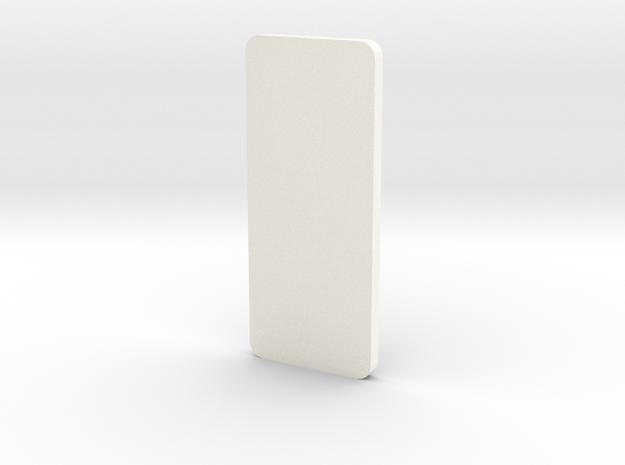 TPS-L2 Walkman WINDOW (1 of 4) in White Processed Versatile Plastic