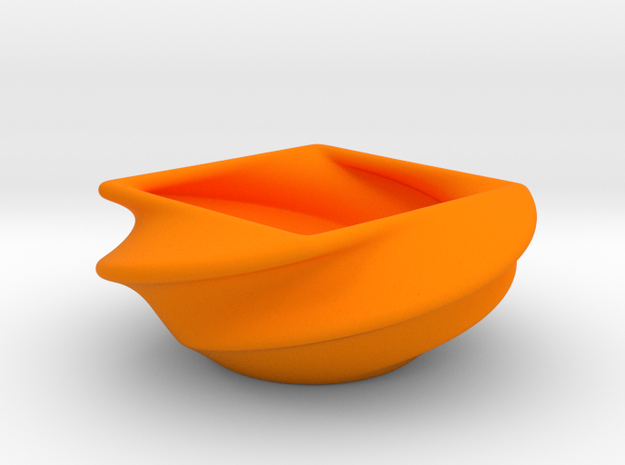 Transformed Dish 1 3d printed