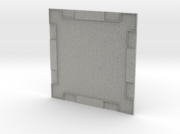 Basic Econoliner Wall for 1/18 scale figures