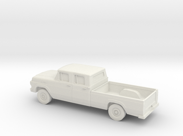 1/87 1959 Ford F250 Crew Cab