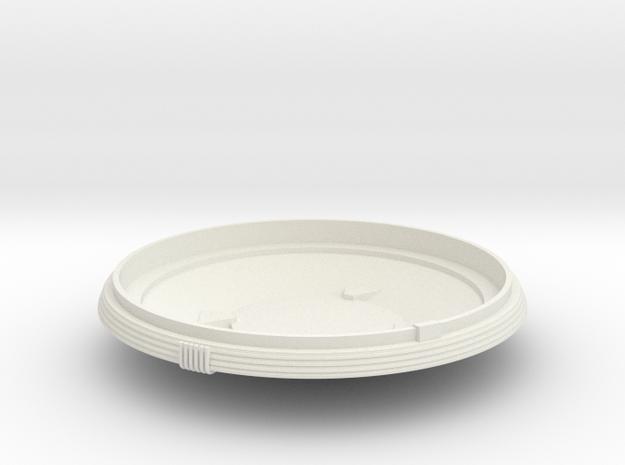 1.192 Pal Lower Hull V0.1.zip (repaired) in White Natural Versatile Plastic