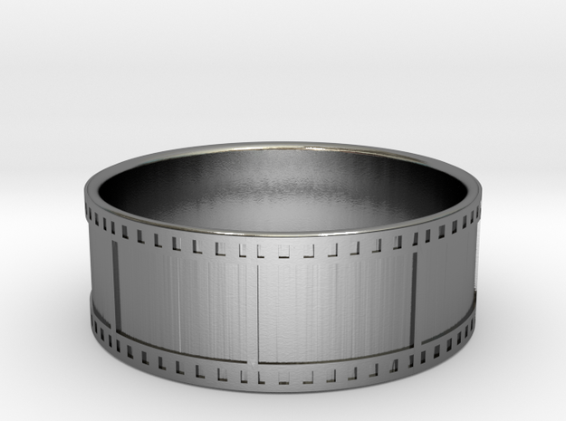 35mm Film Strip Ring - Size US 12