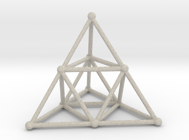 TETRAHEDRON (stage 2) in Sandstone