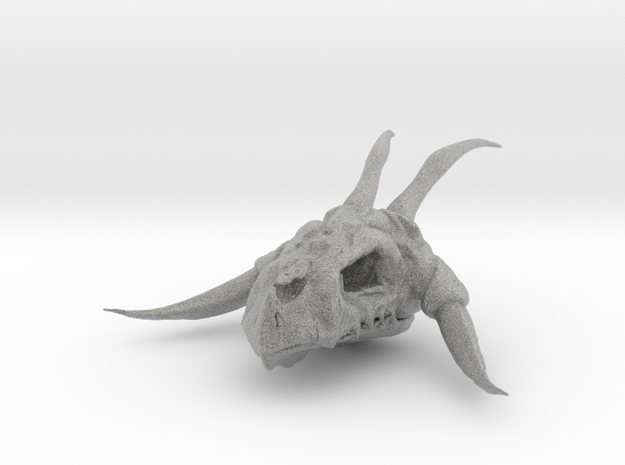 DragonSkull By Alberto Cordero
